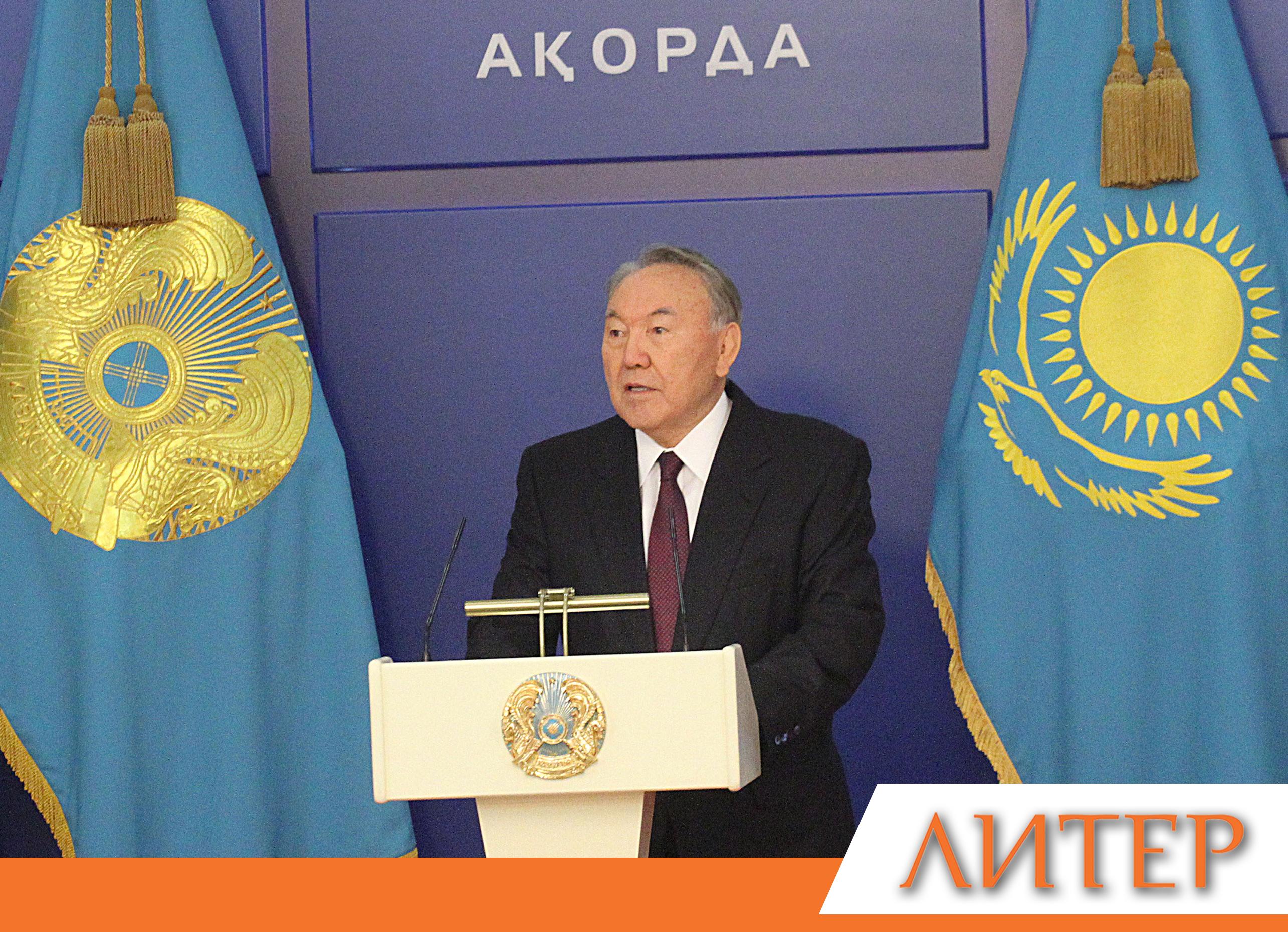 Нурсултан Назарбаев отправил телеграмму Владимиру Путину