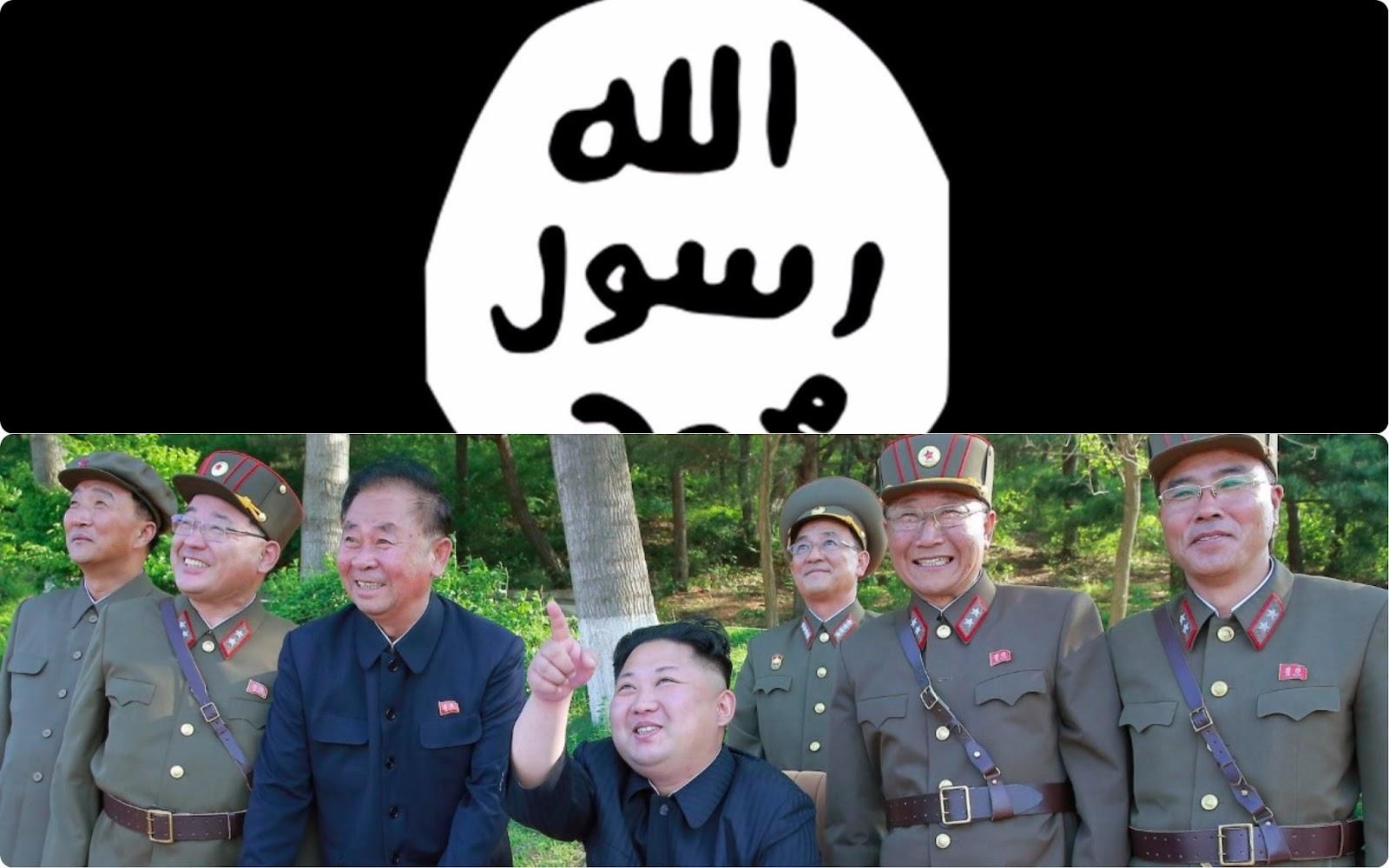 Islamic State On The Korean Peninsula