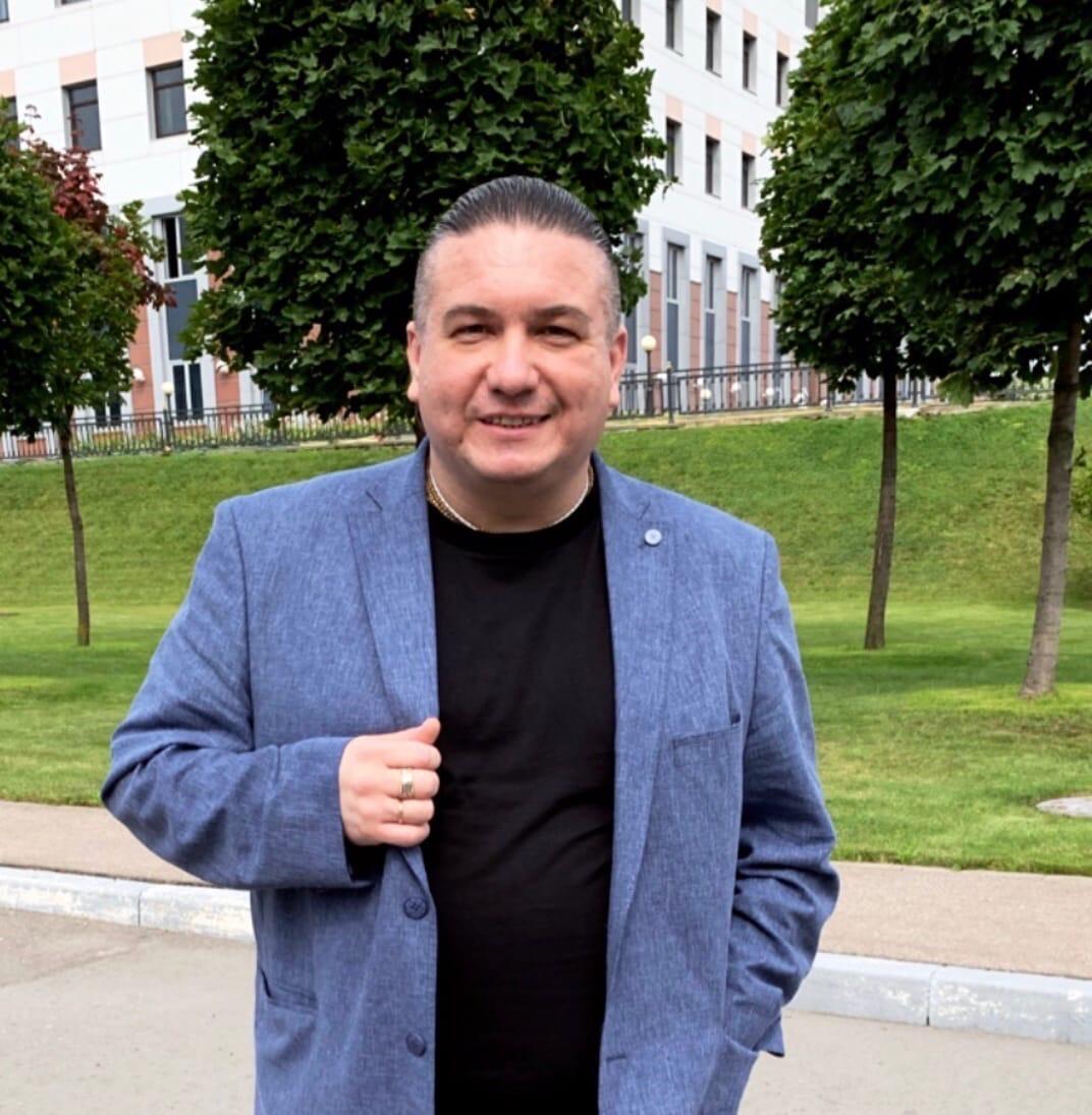 Cultural Ambassador Andrey Sadohov